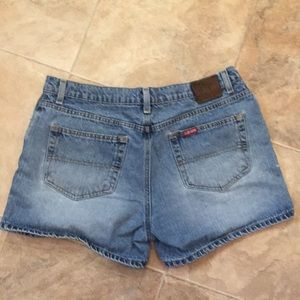 Ralph Lauren polo jean shorts